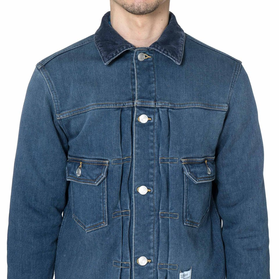 Bedwin Cassidy Denim Jacket