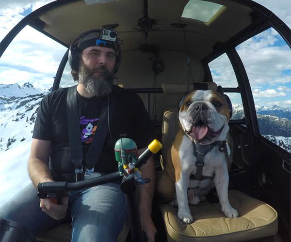 Bentley's Big Adventure