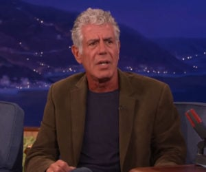 Bourdain's Saddest Meal