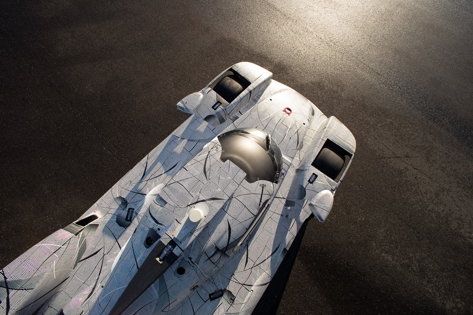 Cadillac DPi-V.R Prototype Racer
