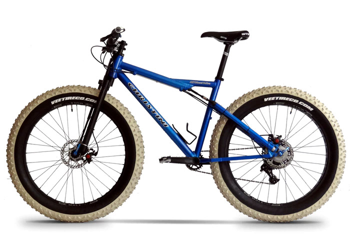 Cristini AWD Fat Tire Bike