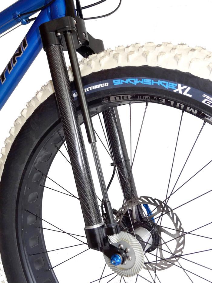 Cristini AWD Fat Tire Bike