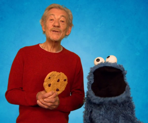 Eclectic Method: Cookie Monster