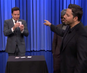 David Blaine Blows Minds