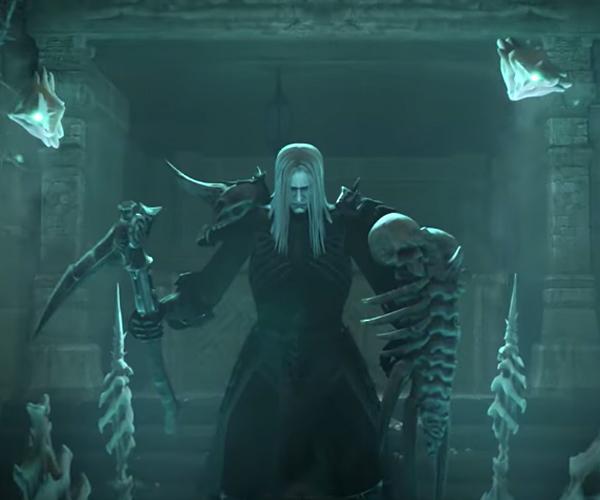 Diablo 3: Necromancer & Diablo 1