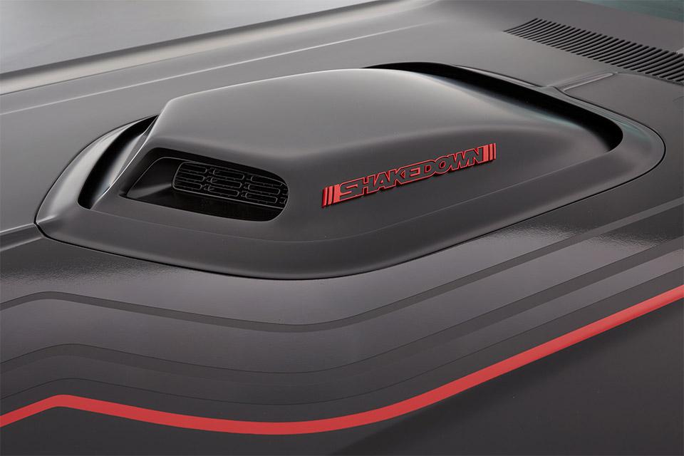 Dodge Shakedown Challenger