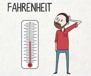 What the Fahrenheit?