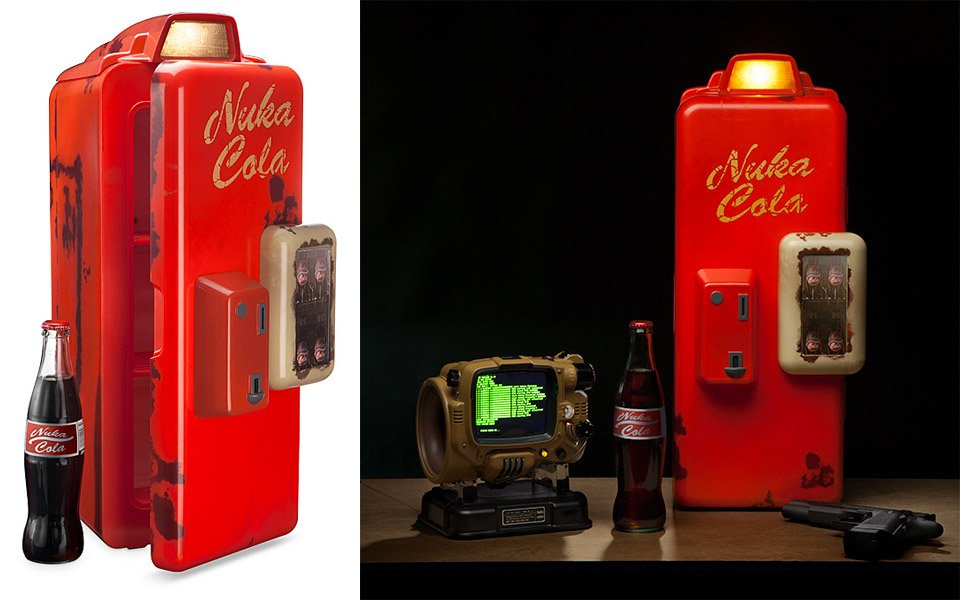 Fallout Nuka-Cola Mini Fridge