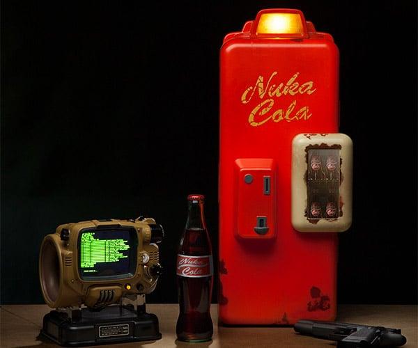 Fallout Nuka-Cola Mini Fridge