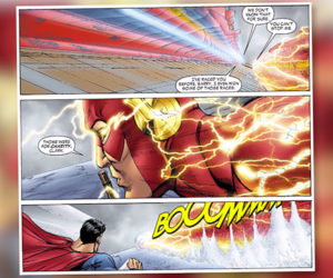 The Flash's Fastest Moments