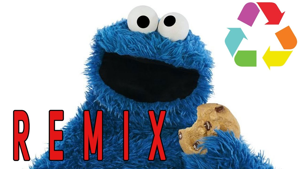 cookie monster song - 1280×720
