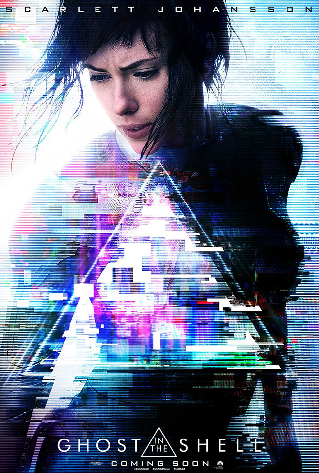 Ghost in the Shell (Trailer)
