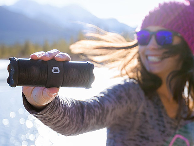 Deal: G-Tube Bluetooth Speaker