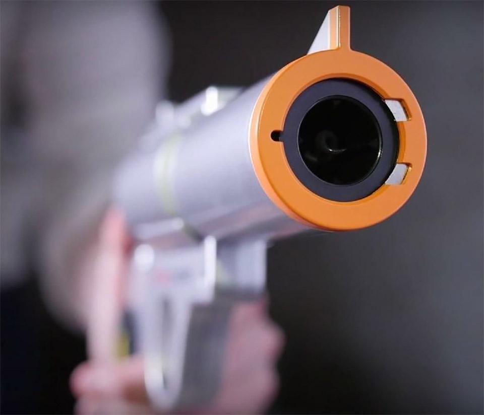 Wine Opener Gun