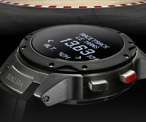 Halda Trackmaster Watch System
