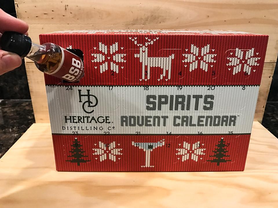 Heritage 2016 Spirit Advent Calendar