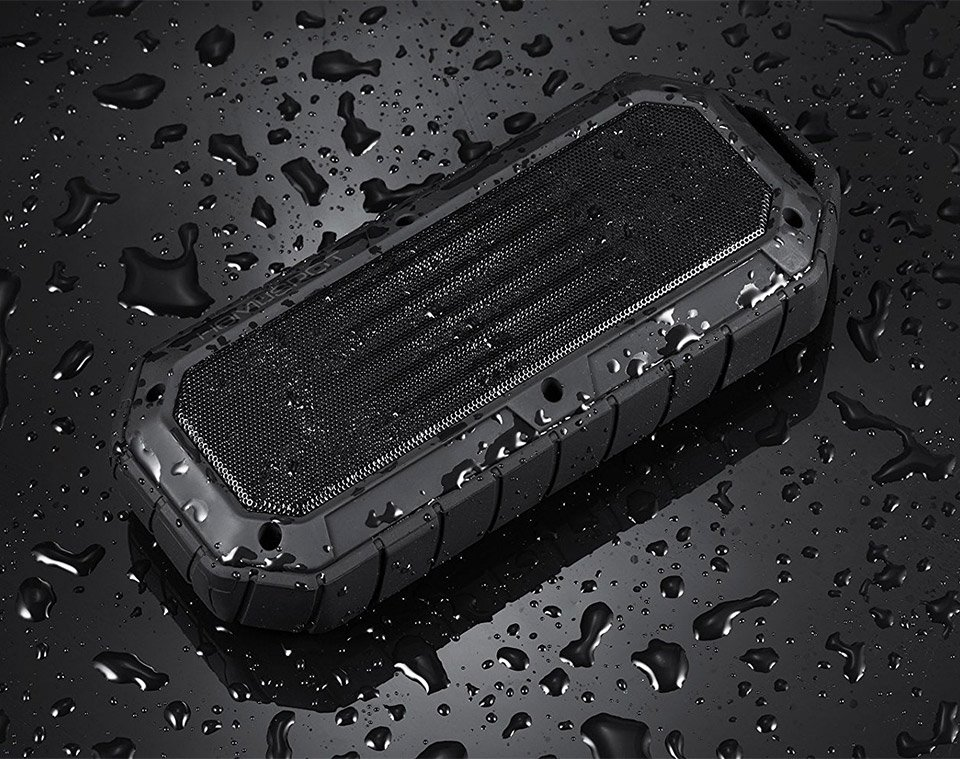 Deal: Waterproof Bluetooth Speaker
