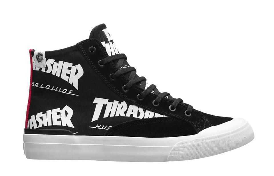HUF x Thrasher: Tour de Stoops