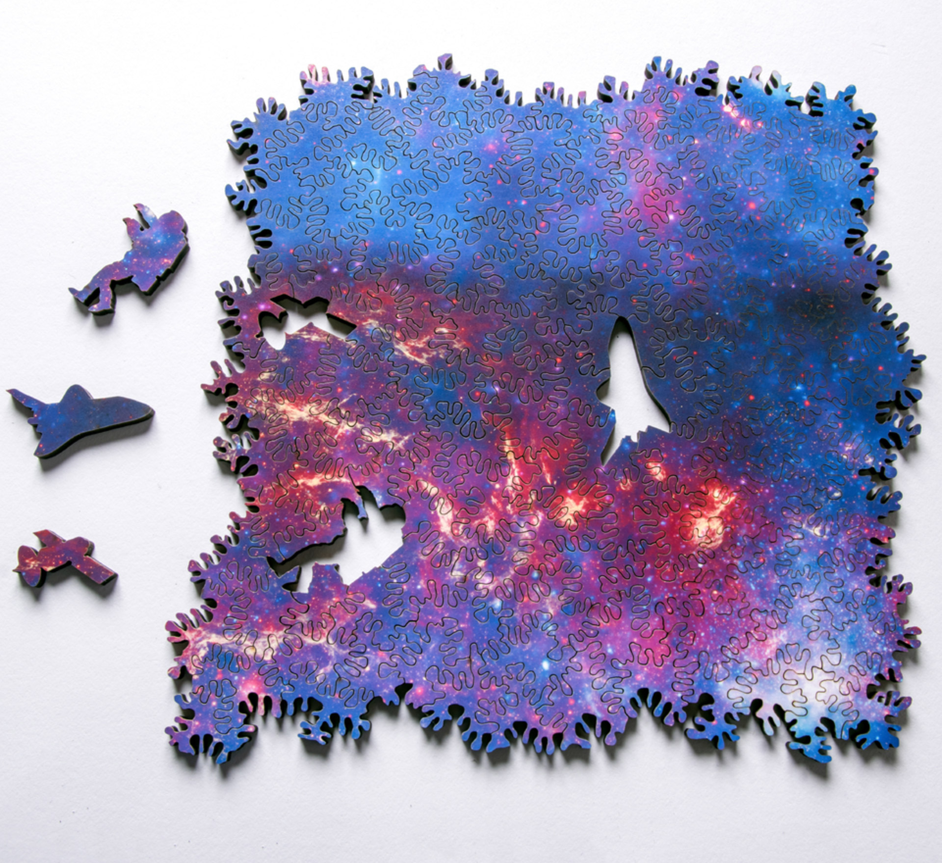 Infinity Galaxy Puzzle