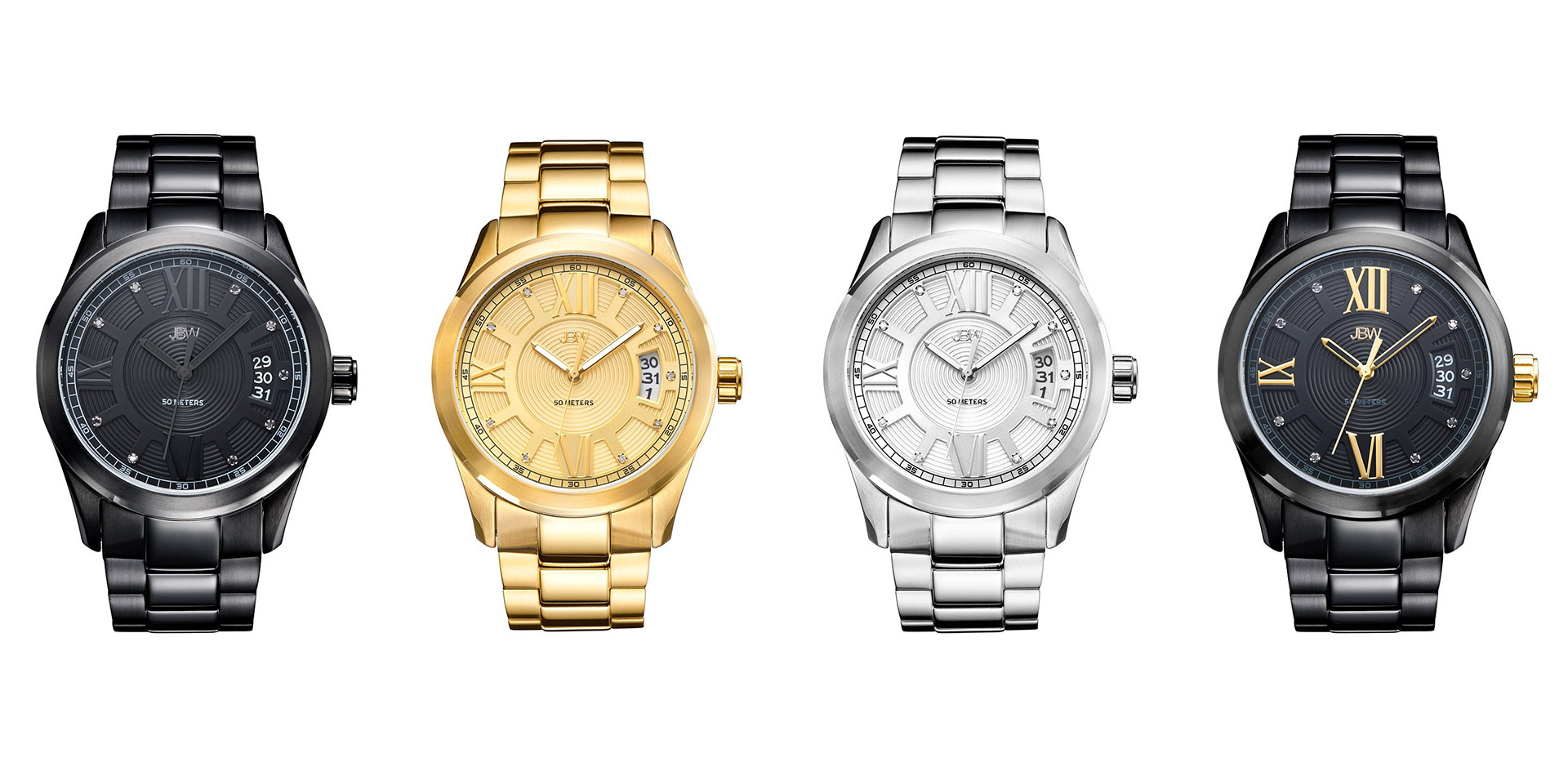 Deal: JBW Bond Men's Watches