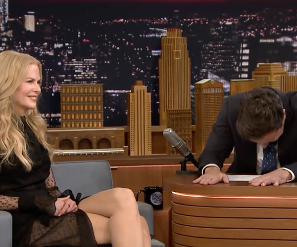 Kidman Blows Fallon's Mind 2