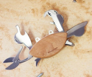 Kikkerland Crab Multitool