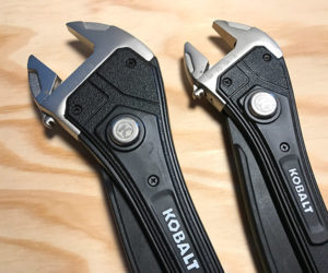 Kobalt Rapid-Adjust Wrench