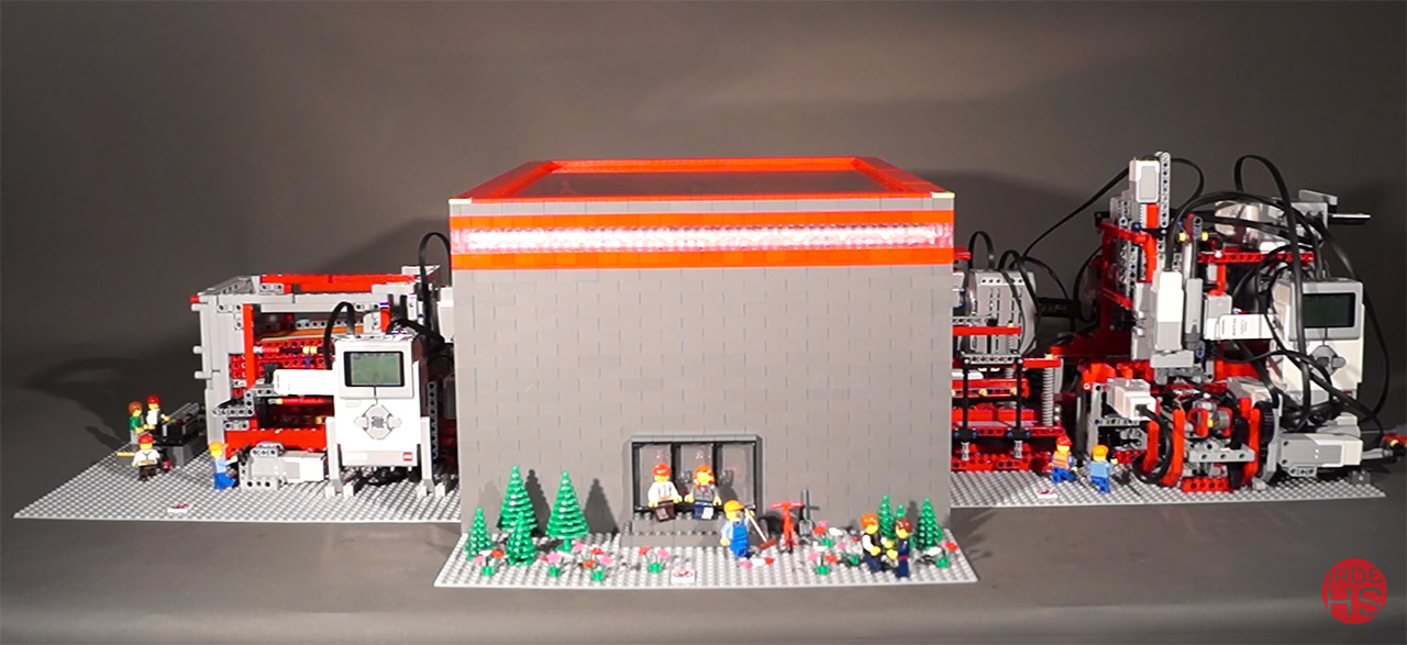 The Great LEGO Box Factory
