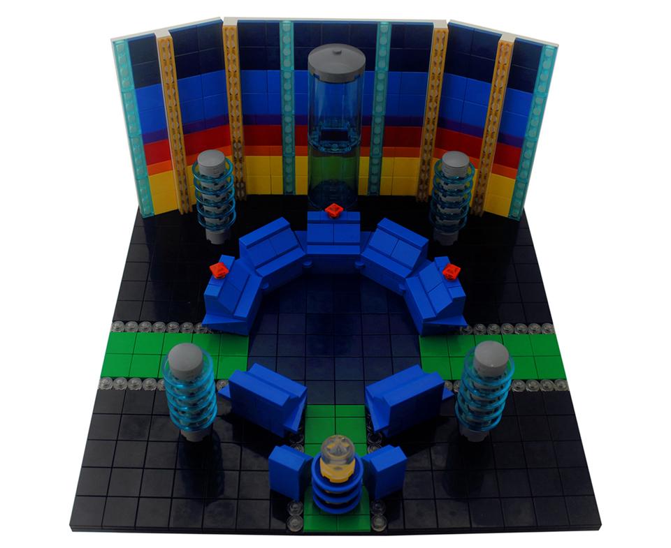 LEGO Power Rangers Concept