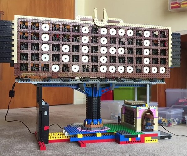 LEGO Pixel Displays