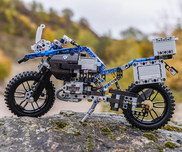 LEGO Technic BMW R 1200 GS