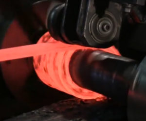 Making a Coil Spring