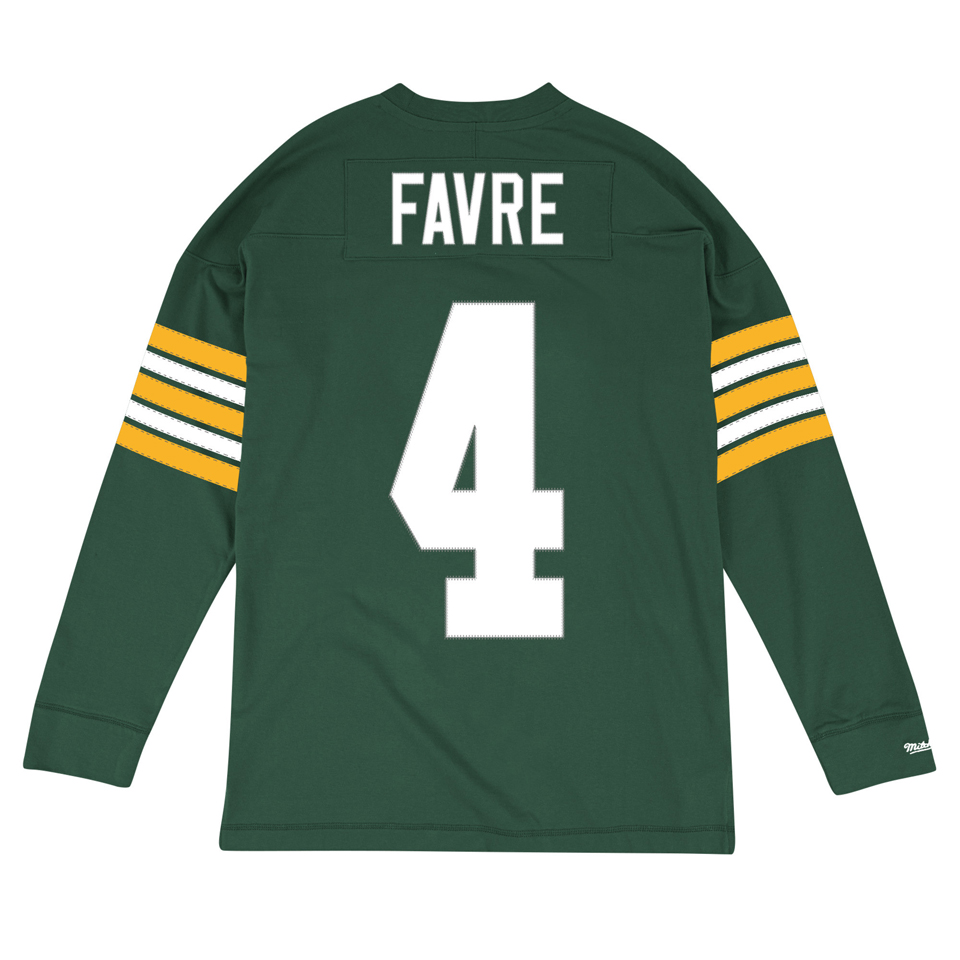 NFL Name & Number Collection