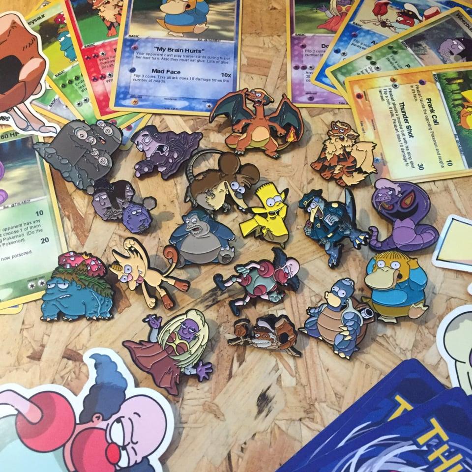 Pokémon x The Simpsons