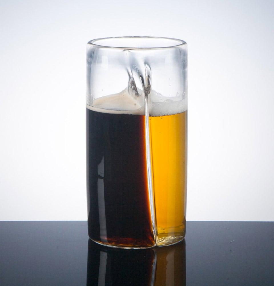 Pretentious Beer Glasses