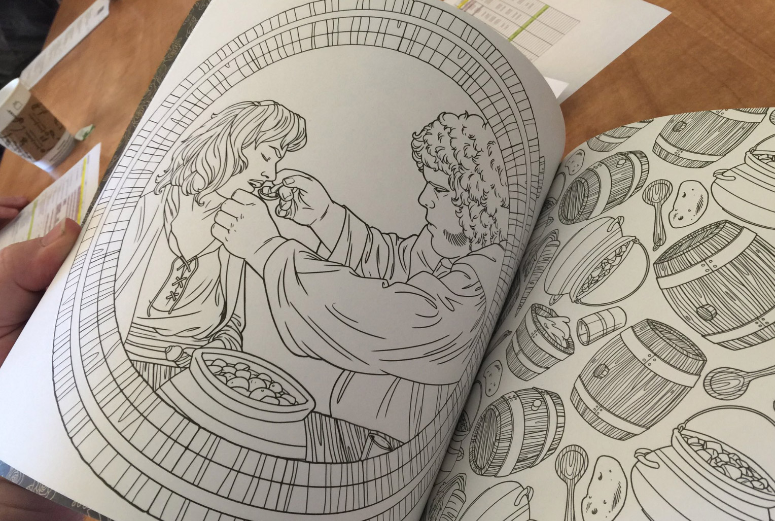 The Princess Bride Coloring Book