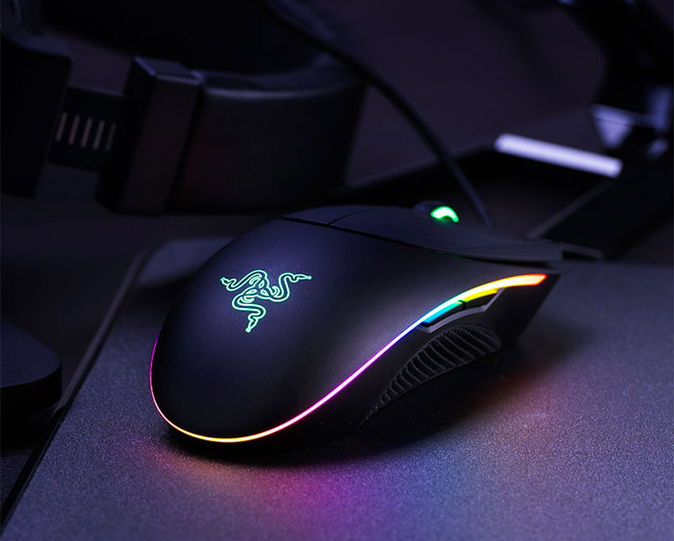 Deal: Razer Diamondback Mouse