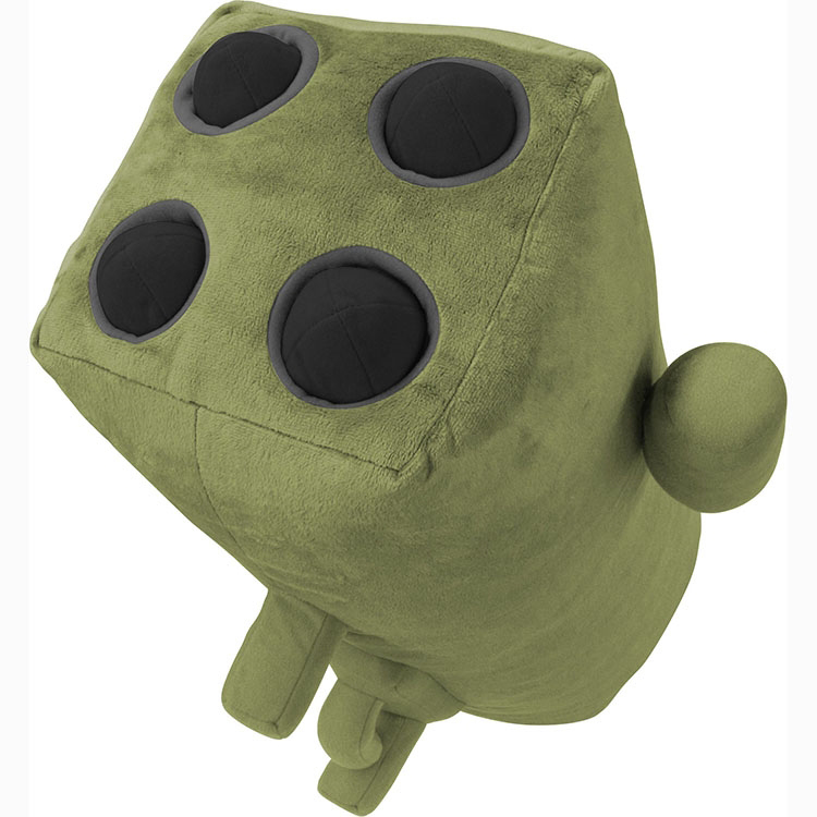 Resident Evil Rocket Launcher Pillow