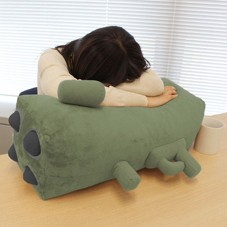 Resident Evil Rocket Launcher Pillow