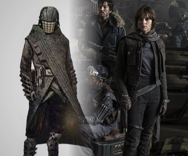 Rogue One Film Theory