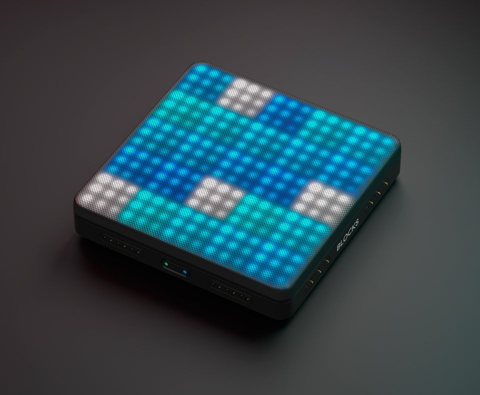 ROLI Lightpad Blocks