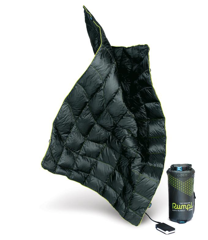 Rumpl Puffe Blanket