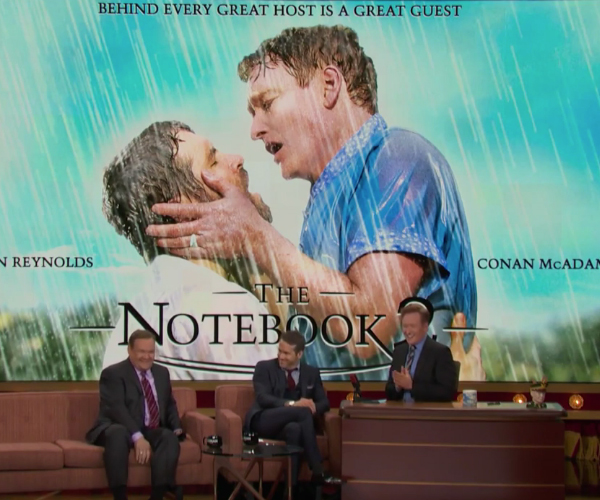 Reynolds x Conan: The Notebook 2