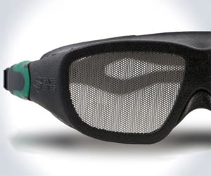 Safe Eyes Mesh Goggles