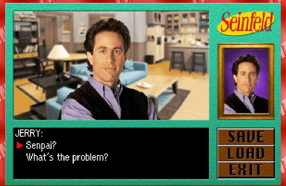 Seinfeld: The Senpai