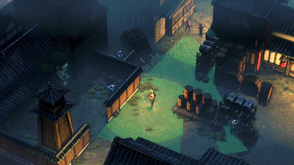 Shadow Tactics