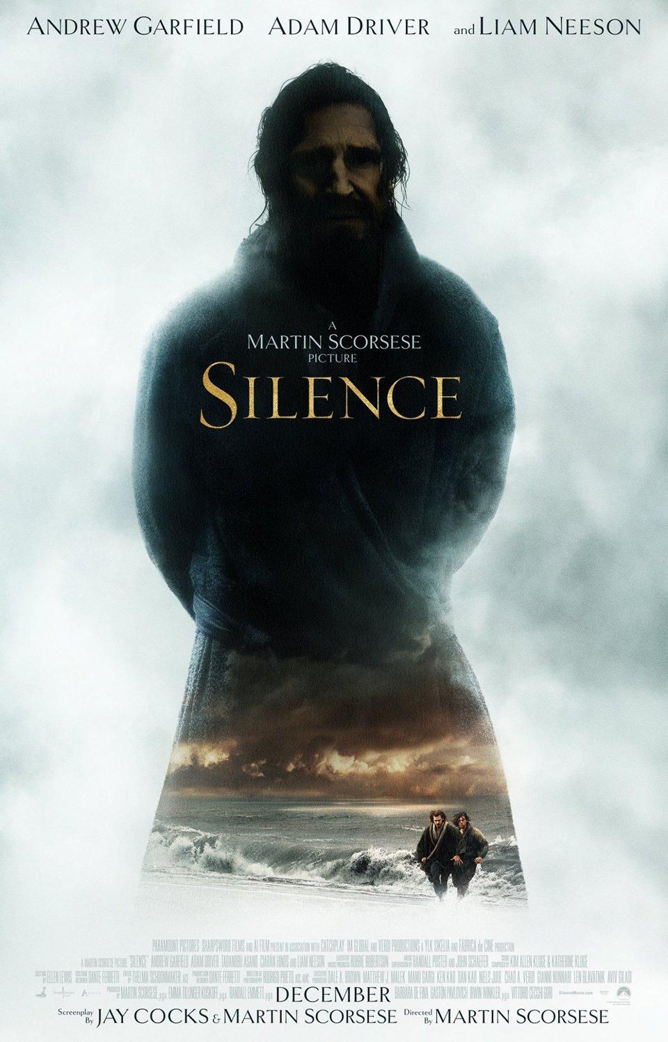Silence (Trailer)