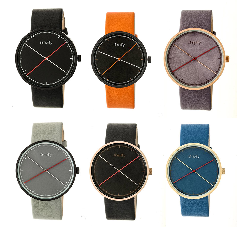 Deal: Simplify 4100 Unisex Watches