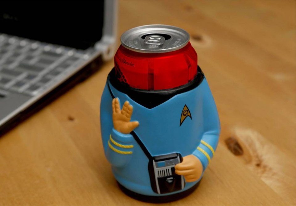 Star Trek Beer Koozies