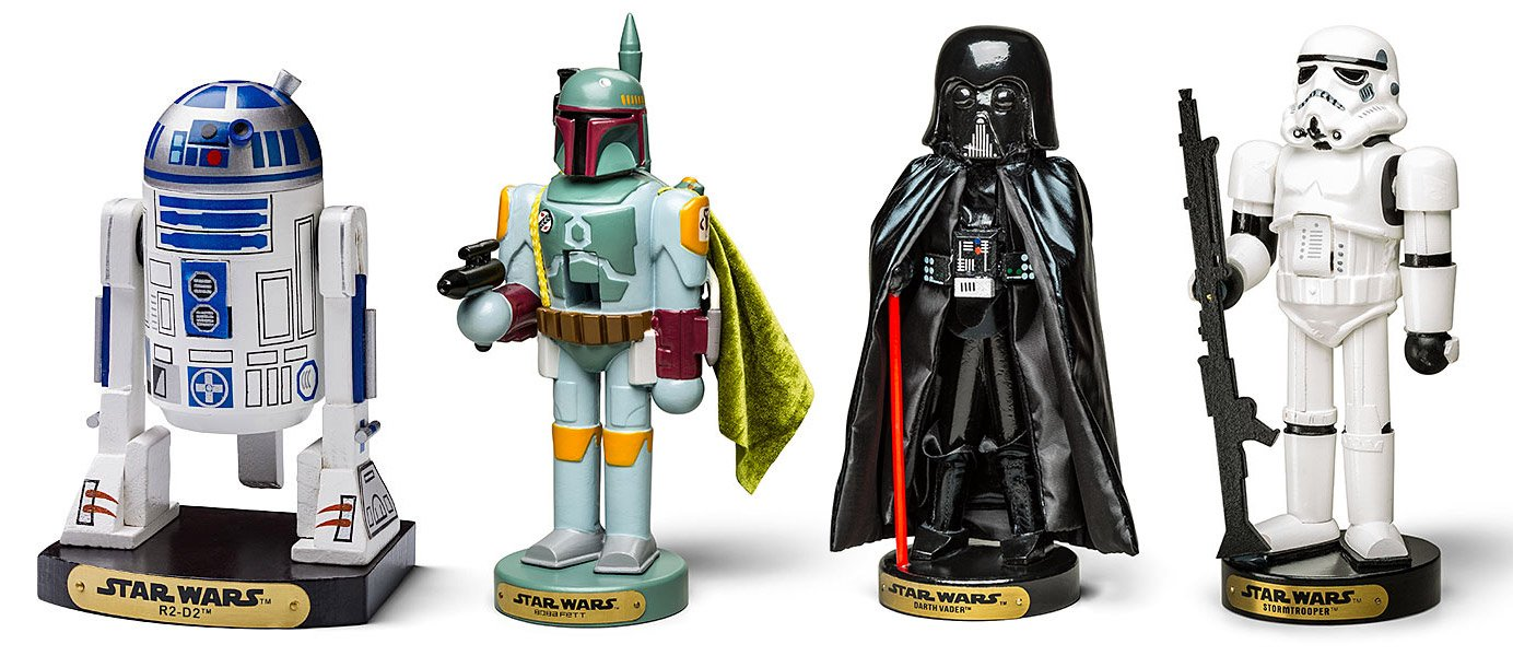 Star Wars Nutcrackers